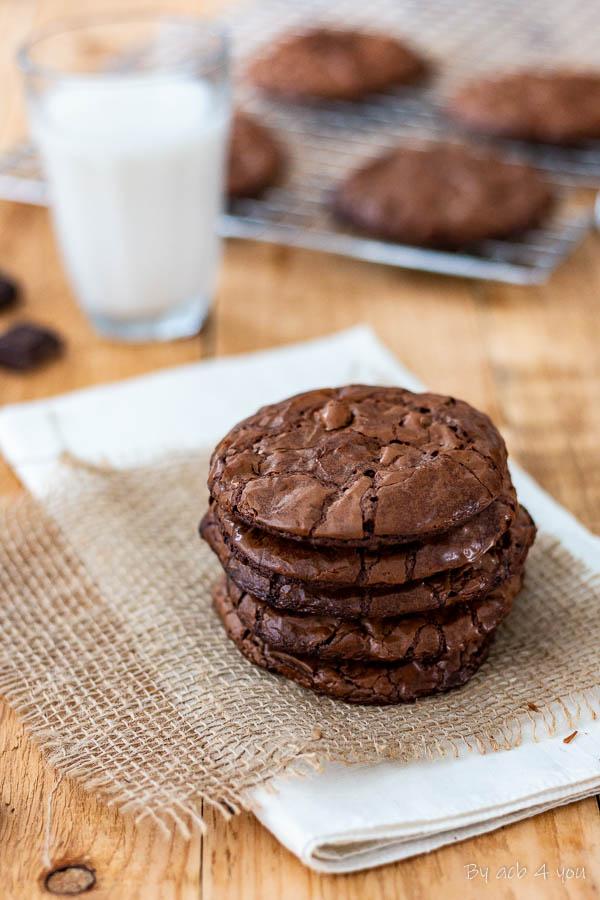 cookies brownies chocolat pécan
