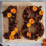 Number Cake noisette