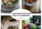 recettes à l'aubergine