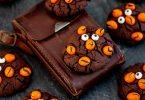 Cookies cacao et M&M's