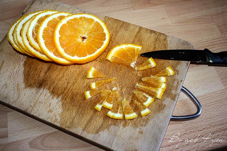 Confiture épicée de prunes aux agrumes